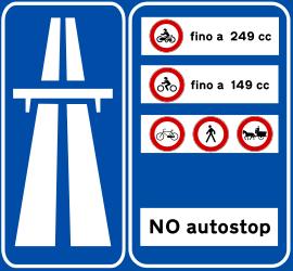 strada extraurbana principale