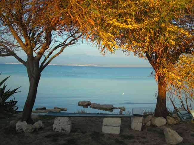 Bild vergr ern for Sardinien ferienhaus am strand