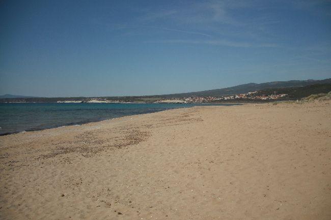 Strand von is arenas ferienhaus auf sardinien direkt am meer for Sardinien ferienhaus am strand