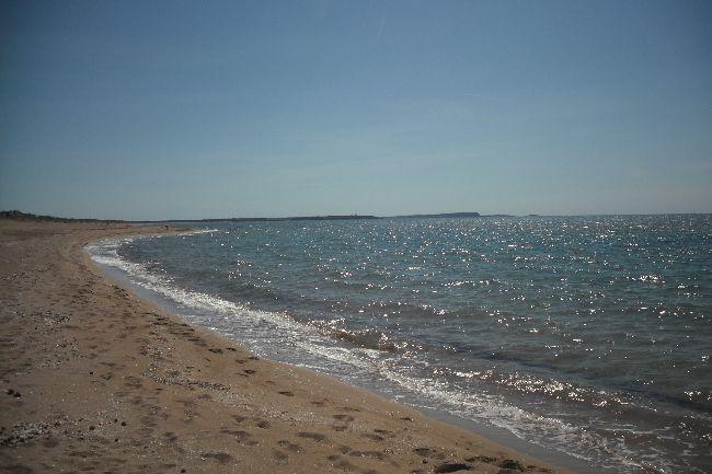 Strand von is arenas ferienhaus auf sardinien direkt am meer for Ferienhaus am meer sardinien