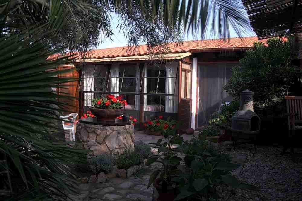 Unser garten ferienhaus auf sardinien direkt am meer for Sardinien ferienhaus am meer