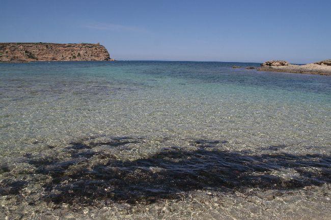 Strand von sa mesa longa ferienhaus auf sardinien direkt for Sardinien ferienhaus am meer
