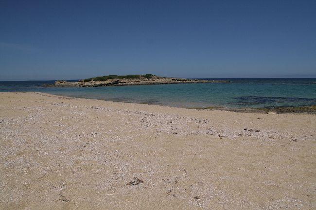 Strand von sa mesa longa ferienhaus auf sardinien direkt for Ferienhaus am meer sardinien